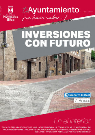 Revista municipal julio 2018