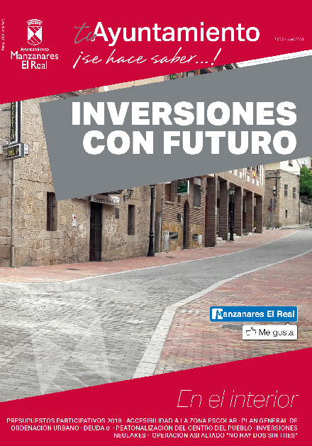 Revista municipal abril 2018