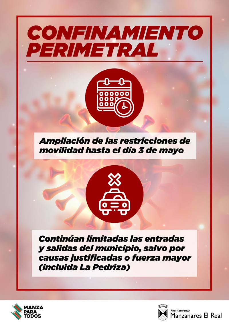 AMPLIACION CONFINAMIENTO PERIMETRAL